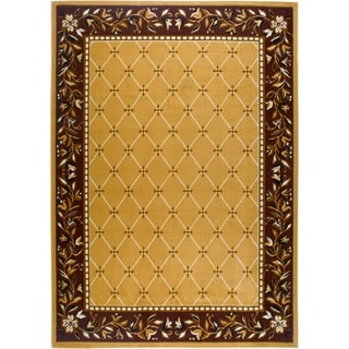 Home Dynamix Premium Collection Transitional (7'8 X 10'7) Polypropylene Machine Made Area Rug