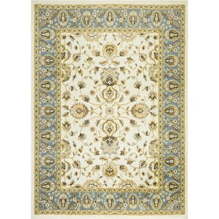 """Home Dynamix Optimum Collection Traditional (5'2"""" X 7'2"""") Machine Made Polypropylene Area Rug"""