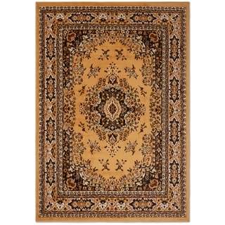 "Home Dynamix Premium Collection Traditional (5'2"" X 7'4"") Machine Made Polypropylene Area Rug"