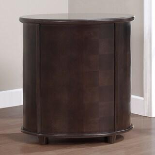 Furniture Of America Elliotte Vintage Walnut End Table