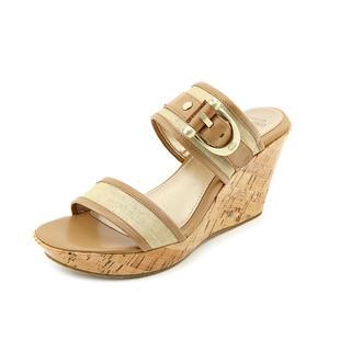 Circa Joan and David Women's 'Xema' Fabric Sandals