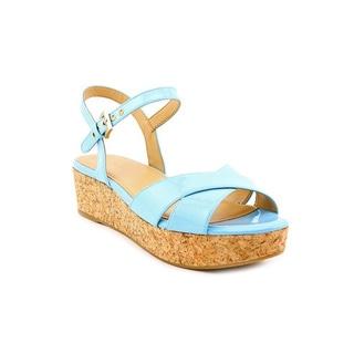 Easy Spirit Women's 'Joyz' Patent Leather Sandals