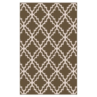 """Home Dynamix Reaction Collection Transitional (31"""" X 50"""") Machine Made Polypropylene Area Rug"""