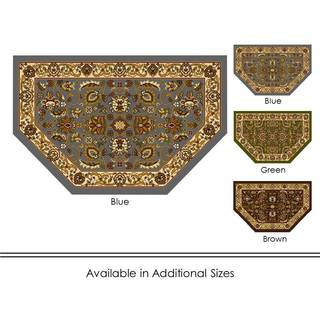 """Home Dynamix Royalty Collection Traditional (23.6""""X39.3"""") Hearth Machine Made Polypropylene Accent Rug"""