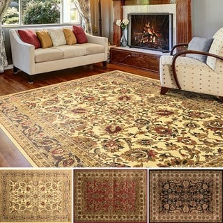 "Home Dynamix Royalty Collection Traditional (31""x 50"") Machine Made Polypropylene Accent Rug"