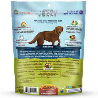 Genuine Jerky Barbeque Dog Treat 4 oz.