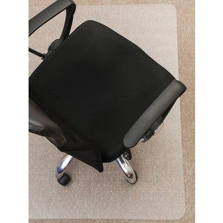 Mammoth 48 x 51-inch Polycarbonate Office Chair Mat for Low to Standard Pile Carpets