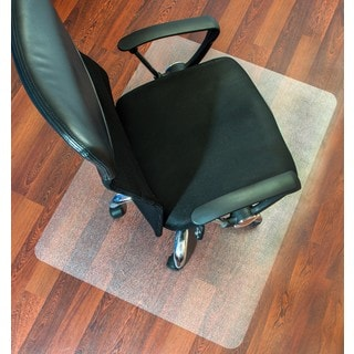 Mammoth 30 x 48-inch Polycarbonate Office Chair Mat for Hard Floors