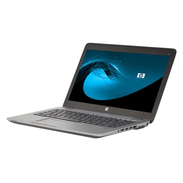 HP Elitebook 840 G1 14-inch 1.7GHz Core i3 CPU 8GB RAM 256GB SSD Windows 10 Laptop (Refurbished)