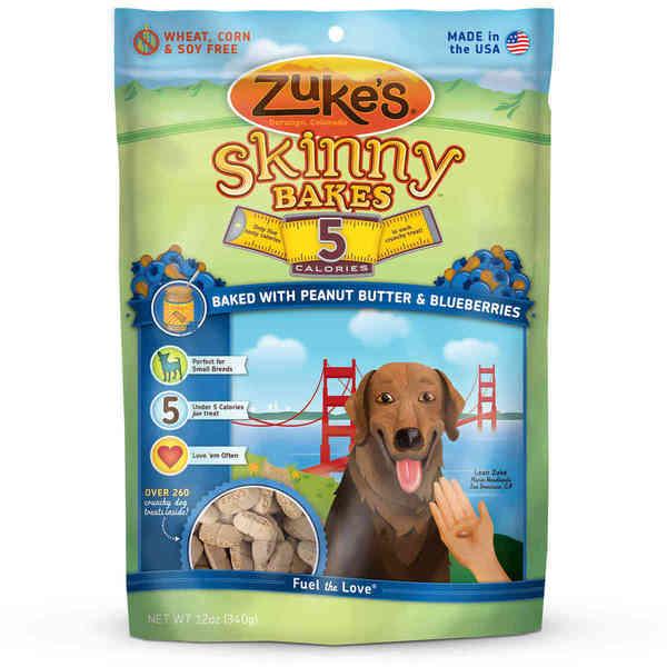 Zuke's Skinny Bakes 5's 12 oz.