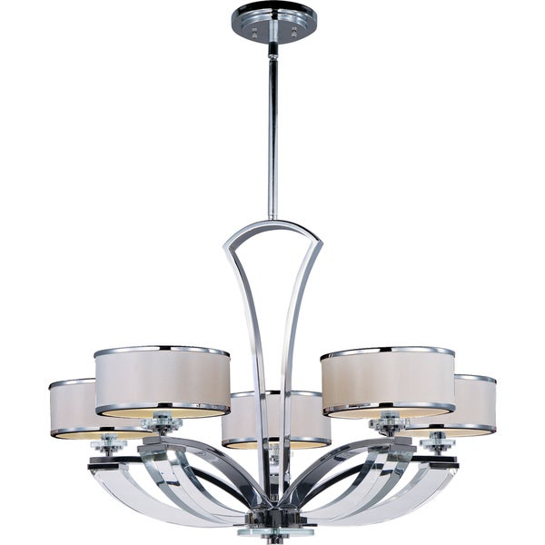 Maxim Metro-Single-Tier Chandelier