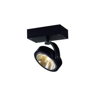 SLV Lighting Kalu 1 Black Wall/ Ceiling Lamp