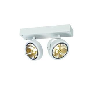SLV Lighting Kalu 2 White Wall/ Ceiling Lamp