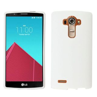Insten Clear Hard Snap-on Crystal Case Cover For LG G5