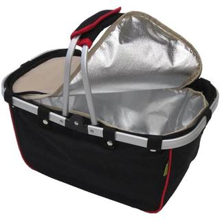 JanetBasket Vivid Allon Cooler 9 X17 X7.5 - Beige