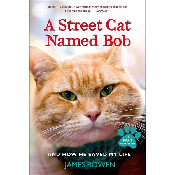 St. Martin's Books - A Street Cat Named Bob