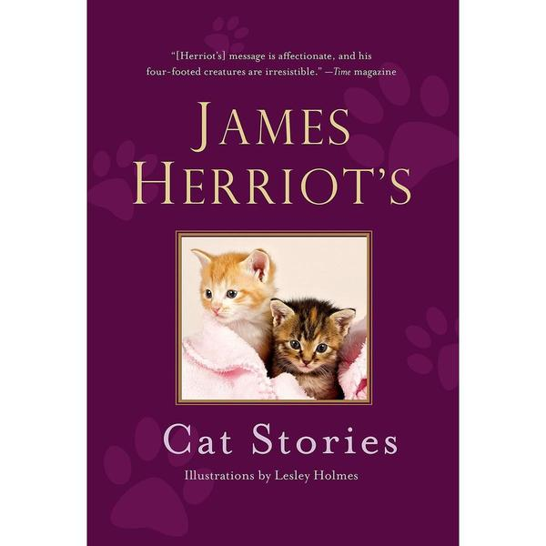 St. Martin's Books - Cat Stories