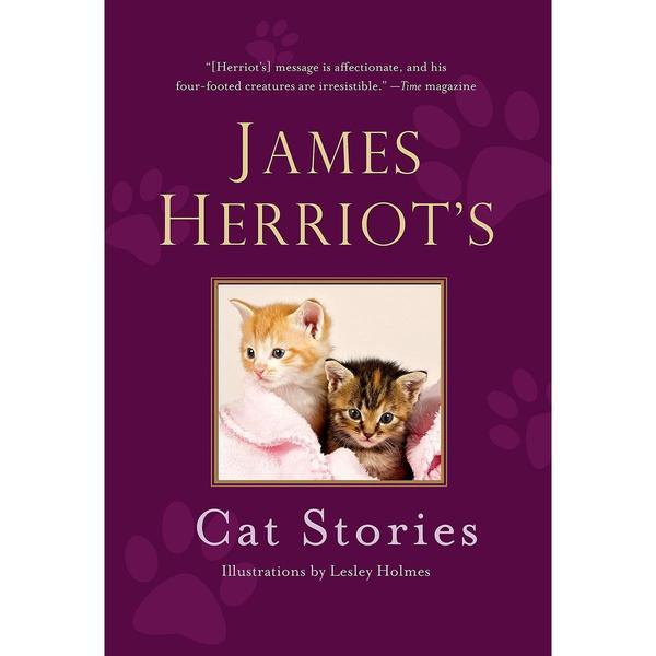 St. Martin's Books - Cat Stories