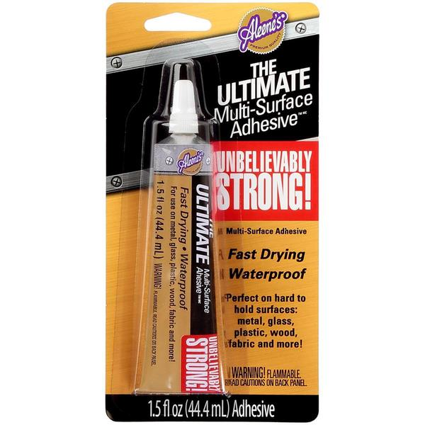 Aleene's Ultimate Multi-Surface Adhesive - 1.5oz