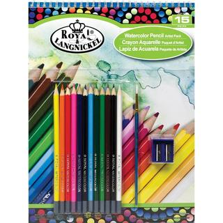Watercolor Pencil Artist Pack -