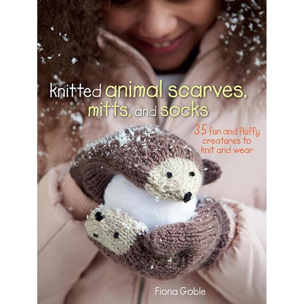 Cico Books - Knitted Animal Scarves, Mitts,