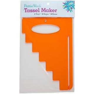 Pattiewack Designs Tassel Maker 10.5 x7.5 -