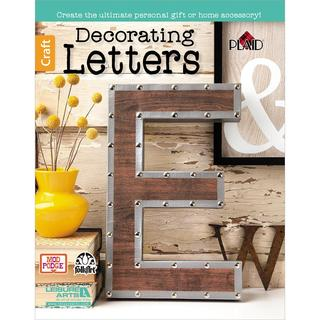 Leisure Arts - Decorating Letters
