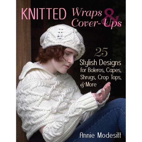 Stackpole Books - Knitted Wraps & Cover-Ups