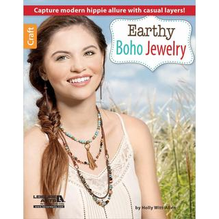 Leisure Arts - Earthy Boho Jewelry