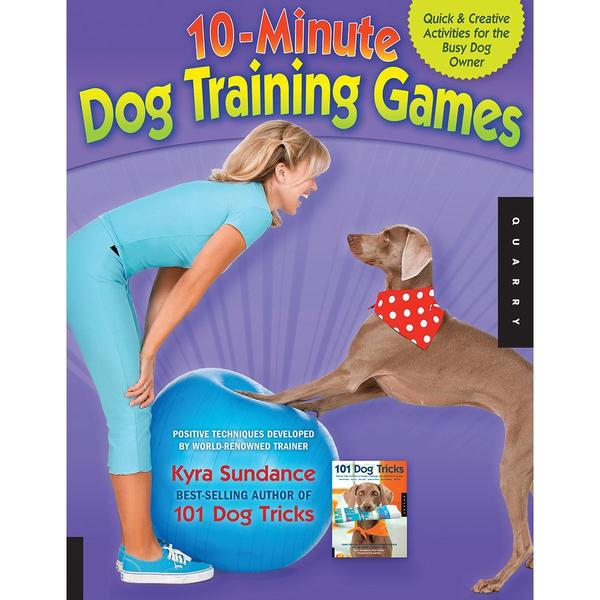 Quarry Books - 10-Minute Dog Training Games