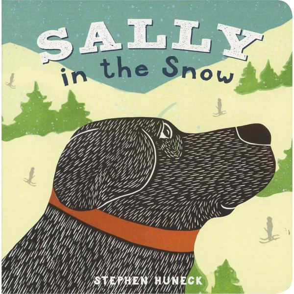 Abrams Books - Sally In The Snow