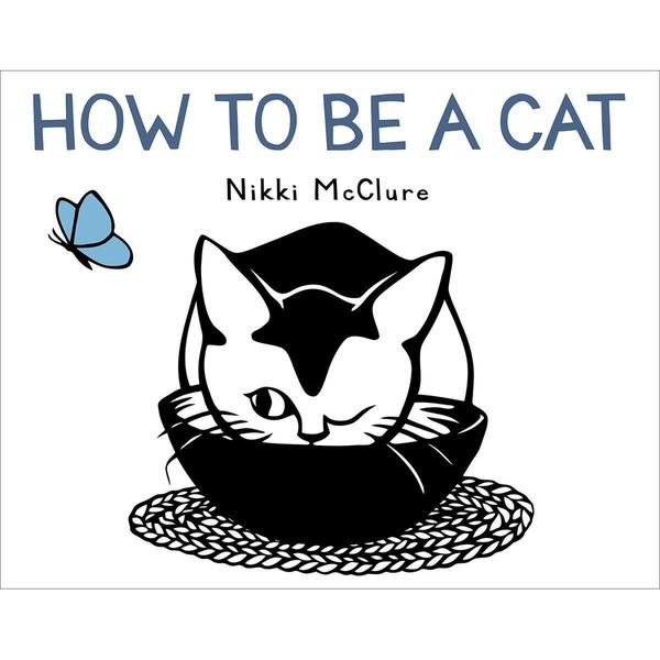 Abrams Books - How To Be A Cat