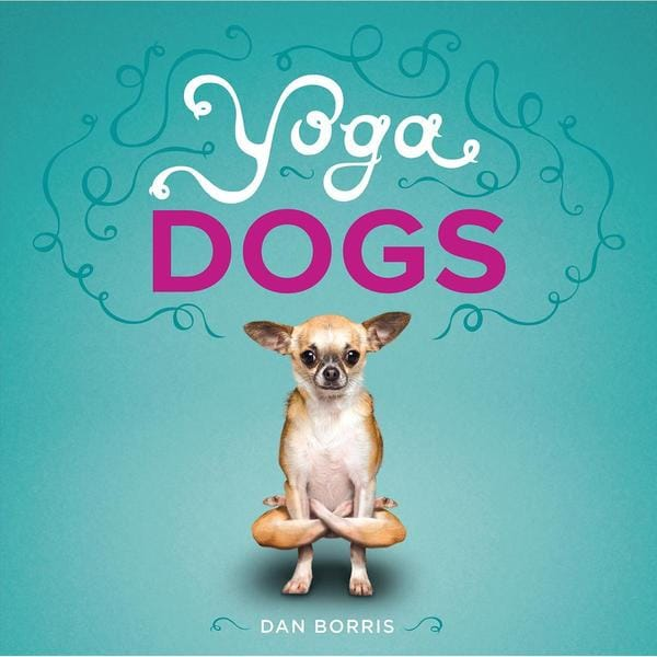 Abrams Books - Yoga Dogs