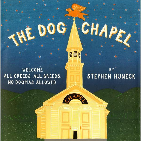 Abrams Books - The Dog Chapel