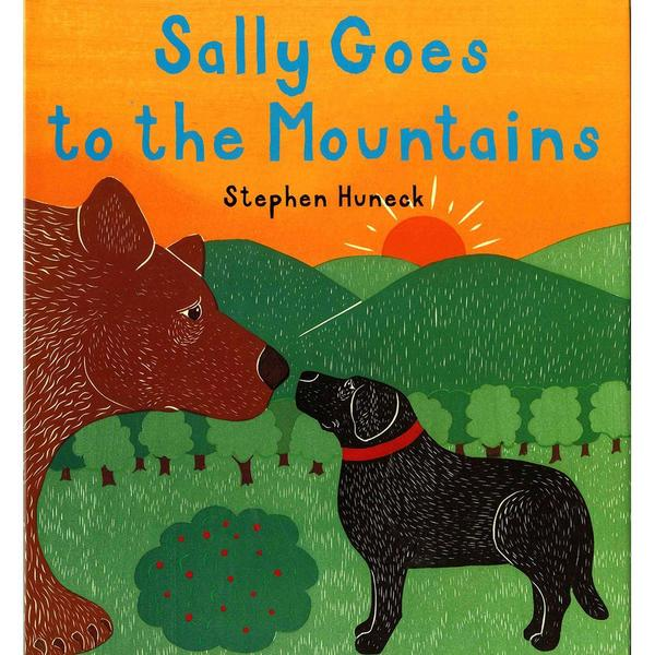Abrams Books - Sally Goes To The Mountains