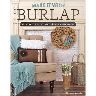 Design Originals - Make It With Burlap