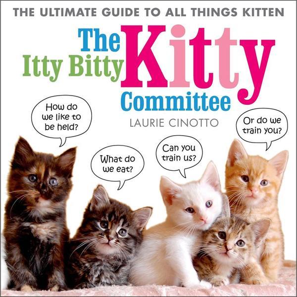 St. Martin's Books - The Itty Bitty Kitty Committee