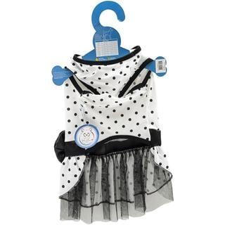 Stellar Pet Boutique Polka Dot Dress - Small