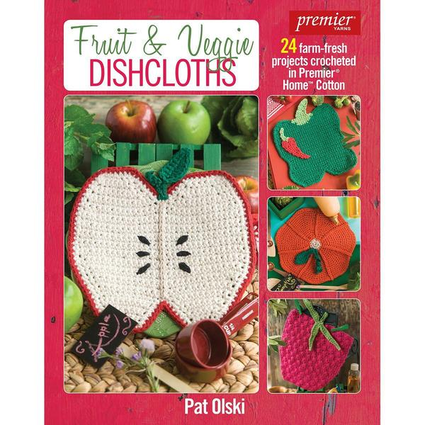 Soho Publishing - Fruit & Veggie Dishcloths
