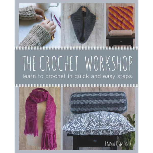 Search Press Books - The Crochet Workshop