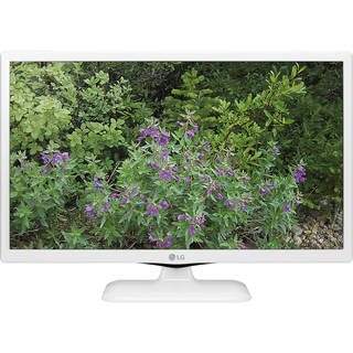 LG Electronics 24LF4520W White 24-inch 720p 60Hz LED HDTV (Refurbished)