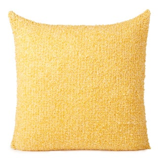 Acrylic Boucle Throw Pillow