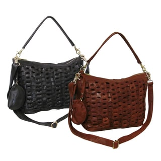Amerileather Dixie Leather Handbag