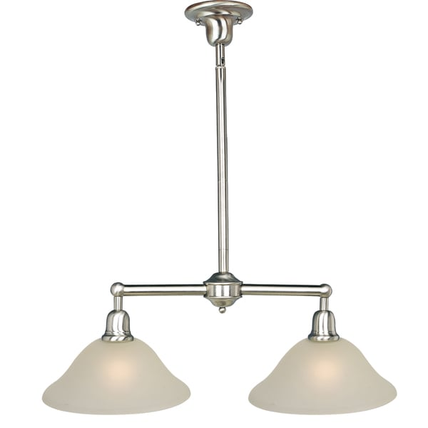 Maxim Bel Air Linear 2-light Pendant
