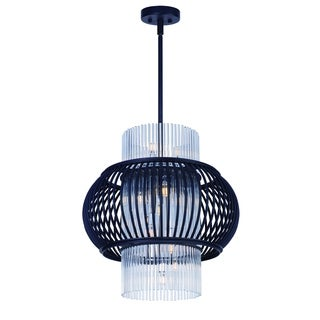 Pendant Steel Three Lights Home Goods Overstock Com
