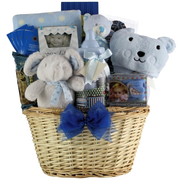 Great Arrivals Congratulations Baby! Boy Gift Set