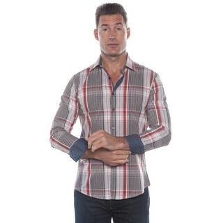 Isaac B. Brown Long Sleeve Button Down Shirt
