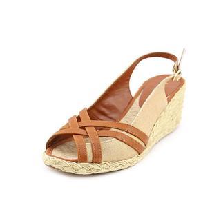 Lauren Ralph Lauren Women's 'Candice' Linen Sandals
