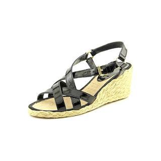 Lauren Ralph Lauren Women's 'Chrissy' Patent Leather Sandals