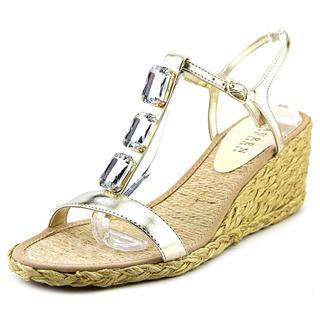 Lauren Ralph Lauren Women's 'Corala' Faux Leather Sandals
